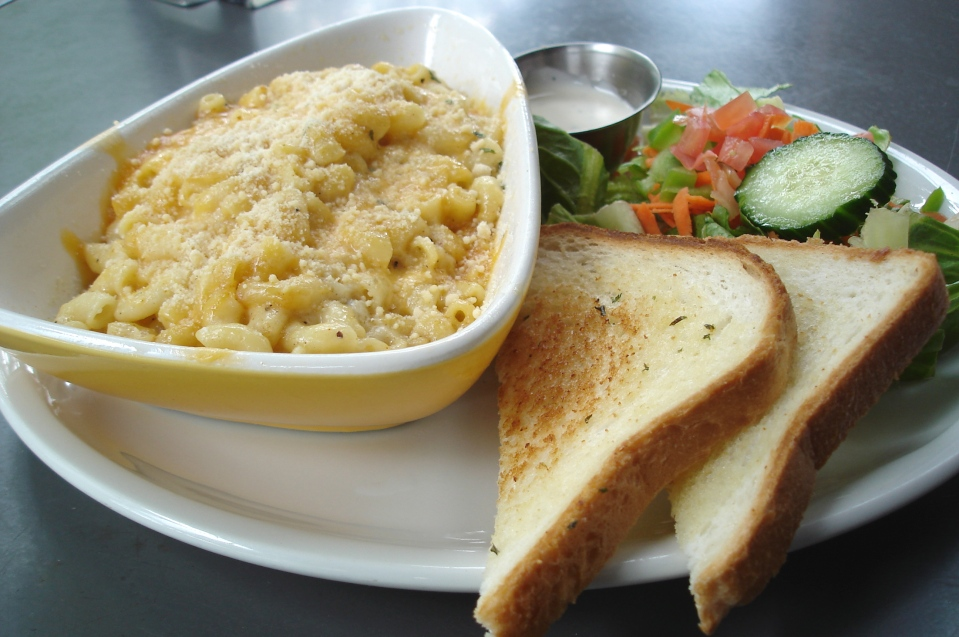 Only U Macaroni and Cheese meal