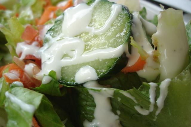 Only U salad