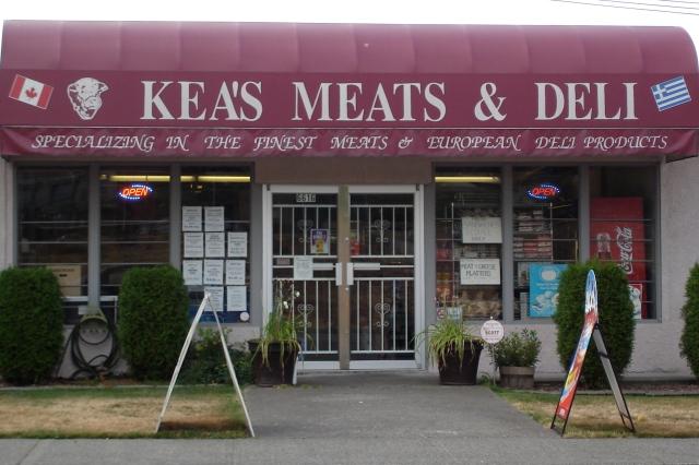 Kea's Meats & Deli