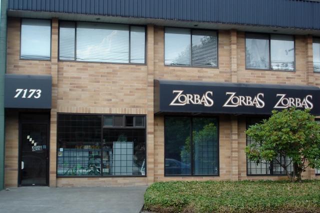 Zorba's Bakery & Foods