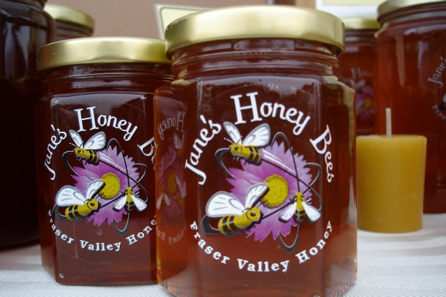 Jane's Honey Bees