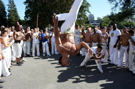 Capoeira photo by Gursimaran Singh