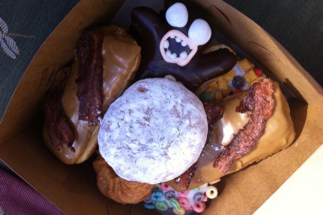 Voodoo Doughnuts Eugene Oregon